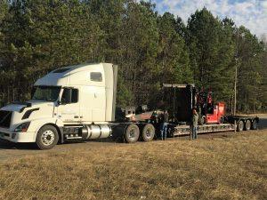 Atlanta machinery mover